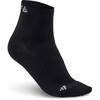 Craft Cool Mid Socks 2-Pack Black